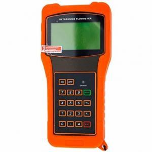 China portable water flow sensor handheld ultrasonic flow meter wall-mounted ultrasonic flow meter Manufactures