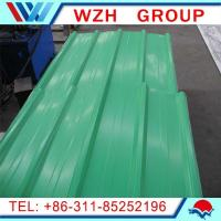 China Pre painted galvanized corrugated sheet for the versatile roof / roof tile made in China on sale
