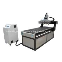 Quality 4 Spindles 700*1800mm CNC Engraving Cutting Machine with DSP Control for sale