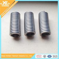 High Precision Pure And Alloy Titanium Springs For Racing Bike Manufactures