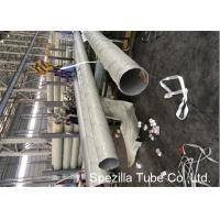 Annealed Pickled 10 Inch Stainless Steel Pipe , Large Diameter stainless steel welded pipes Manufactures