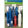 Seamless Steel Oxygen Cylinder Industrial Oxygen Bottle Empty Steel Empty Oxygen Cylinder for sale