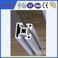 Hot! 6063 t5 extruded aluminium profile Of Assembly Line For Machinery Manufactures
