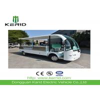 72V 14 Seats Electric Sightseeing Car For Multi Passenger 30km/h Max.Speed Manufactures