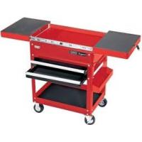 China 520 * 420 * 960mm Powder coating finish Drawer Tool Trolley for workshop on sale