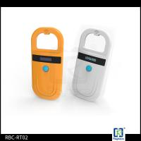 Mini Pocket RFID Microchip Tag Reader for Hopital Pet like Cats, Dogs Manufactures