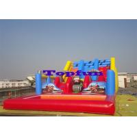 Inflatable Challenge Water Slide With Pool Ahead For Kids Slide Fun Manufactures