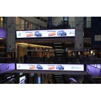 China Energy Saving High Refresh Rate P4 Indoor LED Billboard,Airport Indoor LED Banner on sale