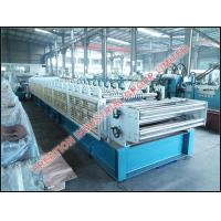Buy cheap IBR and Corrugated Type Roof  Sheeting and Cladding Material Dual Layer Roll Forming Machine from wholesalers