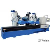 China Automatic Stainless Steel Polishing Machine 380v/50-60HZ For Different Size Metal on sale