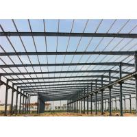 General Steel Structure Warehouse Environmental Friendly With Good Appearance Manufactures