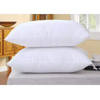 Soft Goose Feather Hotel Collection Pillows , Hotel Collection Down Alternative Pillows  Manufactures