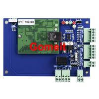 Quality Single Door Access Control Panel 32bit ARM Two Way TCP / IP Card Capacity 40000 for sale