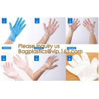 Biodegradable Pe Plastic Disposable Clean Gloves,Wholesale sanitary recyclable