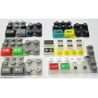 Remote Control Keypad Silicone Rubber Keypad Manufactures