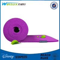 China Customized Sublimation Print Natural Rubber Exercise Mats Extra Thick Yoga Mat on sale