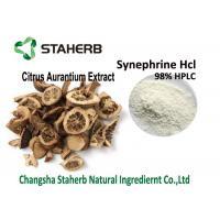 Quality 98% Synephrine Citrus Aurantium Extract , Bitter Orange Peel Extract HCL Water for sale