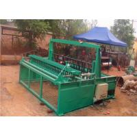 China High Performance Crimped Wire Mesh Machine Hydraulic Control Type on sale