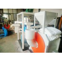 Fully Sealed Plastic Grinding Equipment , SKF Shaft Small Plastic Shredder Machine Manufactures