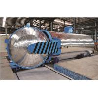 Food Pneumatic Vulcanizing Industrial Autoclaves Φ1.8m Of Large-Scale Steam Equipment Manufactures