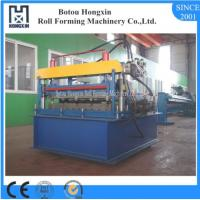 Automatic Roofing Sheet Crimping Machine 0 - 10m / Min Working Speed Manufactures