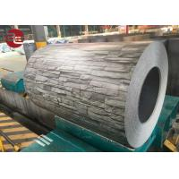 Camouflage / Wooden Ppgi Prepainted Steel Coil Width 600 - 1250mm Ral Color Manufactures