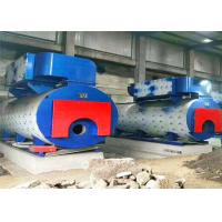 Condensing Type Natural Gas Steam Boiler Fuel Saving Natural Circulation Manufactures