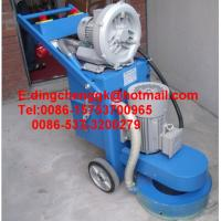380v three phase concrete grinding machine Manufactures