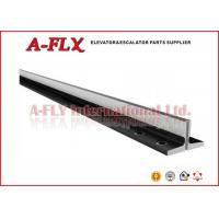 China Q235 original cold Machined Elevator Guide Rail T114/B of B class types on sale