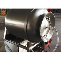 Full Automatic Meat Processing Equipment Vacuum Flask Tumbler High Efficiency Manufactures