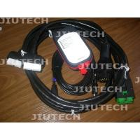 Renault NG10 Heavy Duty Truck Diagnostic Scanner With12 Pin Cable Manufactures