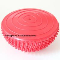 Inflatable Eco-friendly PVC Spiky Massage Balls Manufactures