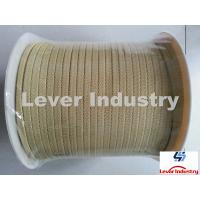 Buy cheap Kevlar Aramid Ropes for Glass Tempering Furnace 12 x 3mm from wholesalers