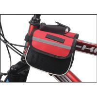 Outdoor Cycling Mountain Bike Bicycle Saddle Bag Back Seat Tail Pouch Package Black/Red Manufactures