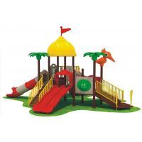 anti-static non-toxic plastic outdoor playgrounds for kids Manufactures