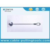 Manufacture Earth Screw Anchor Earth Anchor Drill 1710mm with 300mm Diameter Disk Manufactures