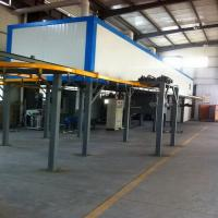Complete Good Quality Powder Coating  Lines Factory Manufactures