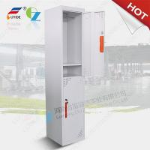 single row Two door steel locker FYD-G002,H1850XW380XD450mm,Knocked down structure Manufactures