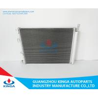 Hight Cooling Performance Auto Nissan Condenser , automotive condenser Manufactures