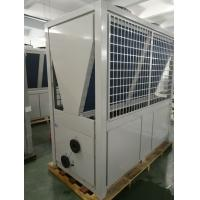 Spa Or Swimming Pool Heat Pump For Public Pools 84KW Galvanized Steel Sheet Manufactures
