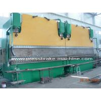 China Heavy Duty Cylinder Bend 16M Steel Beam Automatic Tandem Hydraulic Press Brake on sale