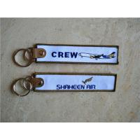 China Shaheen Air Crew Aircraft Made By Twill + Ring With Merrow Border Accept Custom on sale