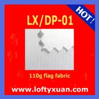 Thin flag fabric LX/DP-01 Manufactures