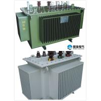 Quality Compact Oil Immersed Type Transformer 11 KV - 500 KVA Rational Structure for sale