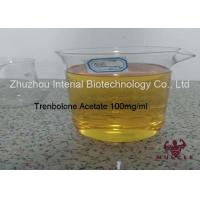 Steroid USP Semi-Finished Steroids Oil 100mg/Ml Trenbolone Acetate Injection for Mass Gain Manufactures