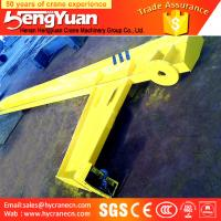 China Manufacture BZ Type Remote Control Slewing Portable 10 Ton Jib Crane on sale