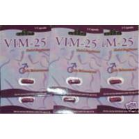 China VIM-25 Herbal Supplement Male Enhancement on sale