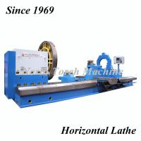 Excellent CNC Lathe Machine Tool , Precision Metal Lathe For Machining Shaft Manufactures