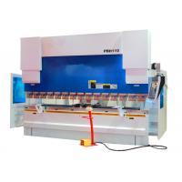 Buy cheap Plate Press Brake Machine Sheet Metal Working Bending Machine WC67Y-125T/3200 from wholesalers