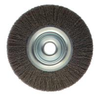 China Industrial Disk Steel Wire Wheel Cleaning Brush Rust Polishing Brushes on sale